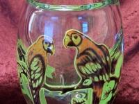 Nr 11. Papegojor
