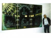 Nr 22. Bacchanal, världens största gravyr 1992