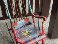 Nr 05. The Rocking chair