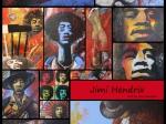Nr 04. Affisch/Poster med Jimi Hendrix