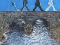 Nr 35. Promenad över Tegnabybron