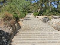 Nr 40. Den långa trappan
