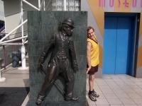 Nr 08. Charlie Chaplin och jag