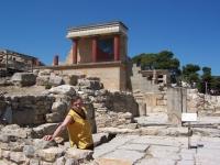 Nr 13. Besök på Kreta