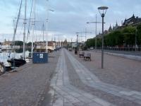 Nr 19. Promenad i ett öde Stockholm