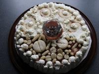Nr 60. Diamant AAA tårta.