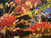 Nr 01. Målning: Makrofager